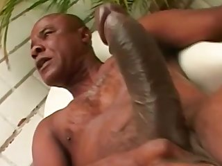 Entrancing blonde Leticia Scott has a thirst to get laid in shaved pussy by big black poles