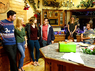 A Brazzers Christmas Special: Part 1