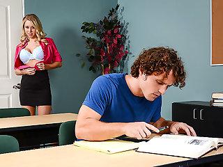 Teacher Takes Advantage