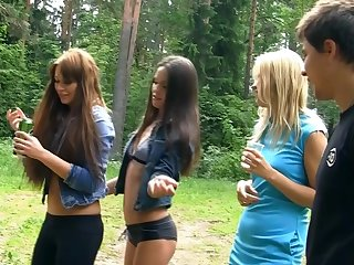 Many babes enjoy outdoor oral and anal orgasm. Russian young girls are so stunning banged doggystyle