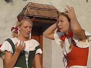 Village spanking porn
