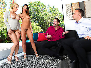 Brazzers - Squirting Swingers