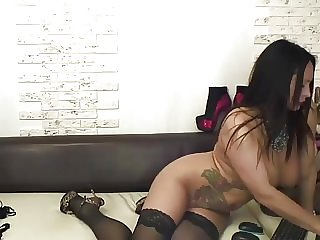 florasquirt  stockings camshow squirt