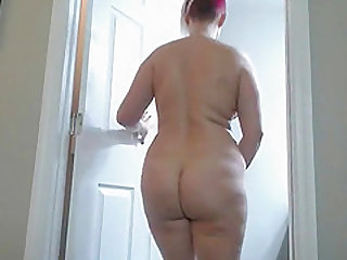 Big Beautiful Woman with hairy Pussy Homemade Voyeur