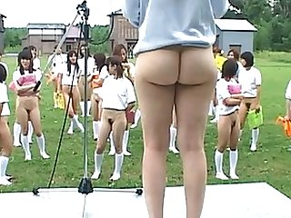 A lot of hot, sexy japanese asses for your eyes to love