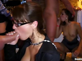 The Ultimate Party Sex Orgy Ending Ever