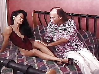Lustful Asian Mature Whore Gets Fucked and Facialized by Big Cock