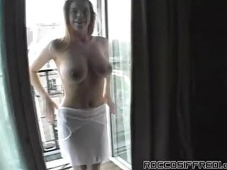 Rocco and Kelly's Pervesion In Paris Makes Her Fuck in Every Stop