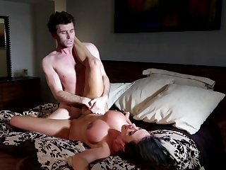 Ariella Ferrera fucks with harcdore James Deen