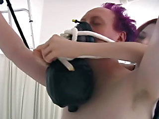Major CBT with redheaded mistress