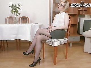 russian mistress