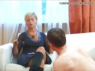 russian mistress