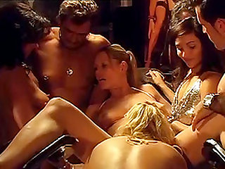 Extreme wild german weekend amateur swinger fuck party orgy