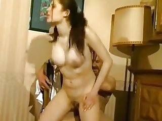 18years old french girl's painal