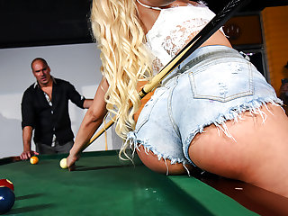 Brazzers – Two Balls in the Corner Pocket