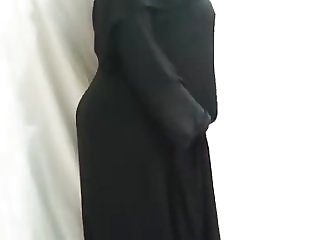 arab niqab twerk part 2