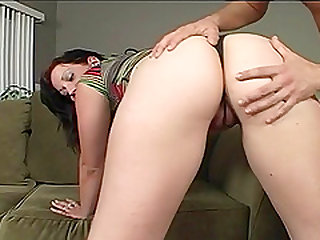 Naughty sex goddess likes being seduced by a handsome fellow