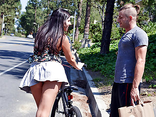 Teens Love Anal - Butt Fuck On Your Bicycle