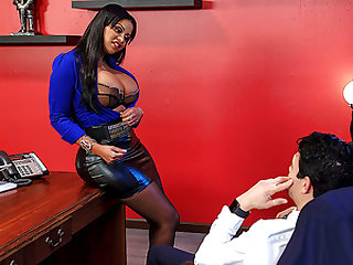 Brazzers – The Headhunter