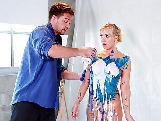 Brazzers - Paint Job