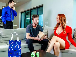 Digital Playground – Birthday Boy Gets A Treat
