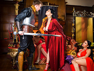Brazzers – Queen Of Thrones: Part 3 (A XXX Parody)