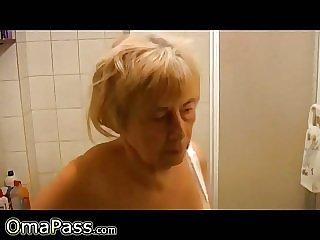 OmaPasS Amateur Mature Porn Films Compilation
