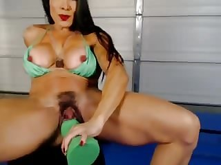 Denise On Webcam 2-14-2015