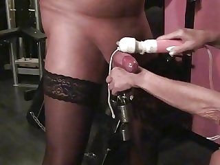 cock whipped hard