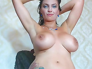 czech mom fucking a big dildo for money