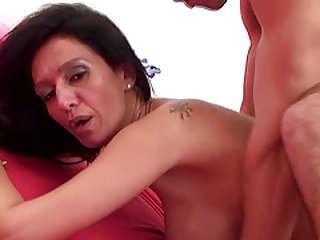 Must See Spanish MILF takes it hard