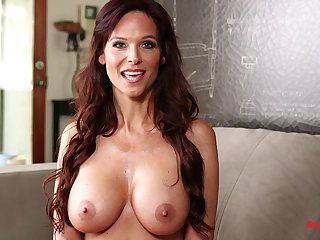 Milf pornstar interviews with babes before and after sex