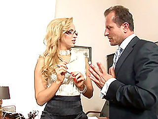 Aleska Diamond enjoys getting her pussy eaten out