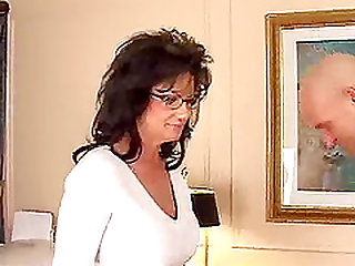 Deauxma horny sex with hunky lover