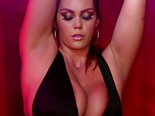 Alison Tyler has never gone on stage before, but she has a feeling