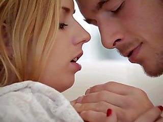 Lexi Belle cant stop sucking penis, and James sees nothing wrong with that.