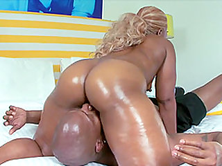Angel has a beautiful black ass that chocolate cocks fit perfectly into.
