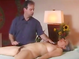 This is the demonstration on how to have orgasms by massage