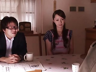 Asian housewife cheats and experiences true sexual satisfaction