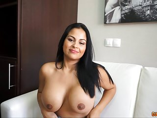 All these curves are so hot in a hotel hardcore scene