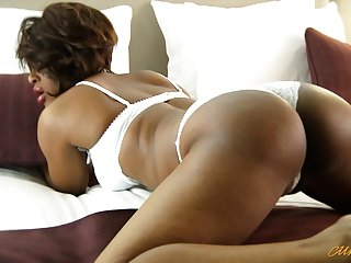 Curves are fantastic on the well fucked black girl