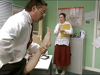 The Pervert Foot Doctor