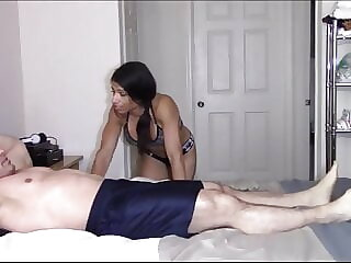 Brother and Sister Fuck at the House