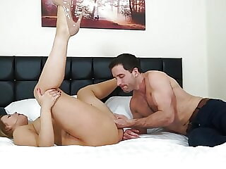 Big ass mother cheating with young guy