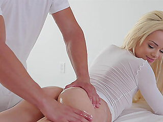 Desirable chick Elsa Jean likes a fat dick more than anything