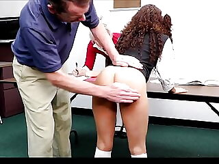 Kiki and Stela In School Suspension with the Dean Full-Edit