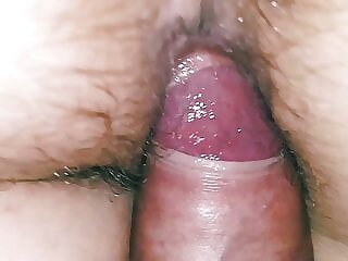 My hot wife wet hairy pussy
