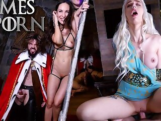 Game of Porn Episode 2 - The Dick of the North