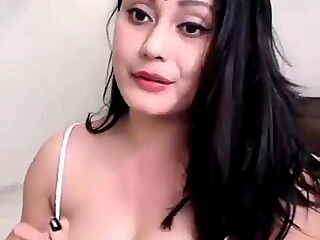 Beautiful Nepali aunty