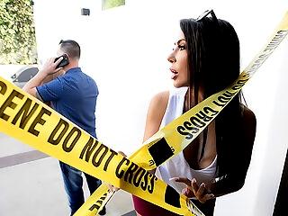 Crime Scene Cock